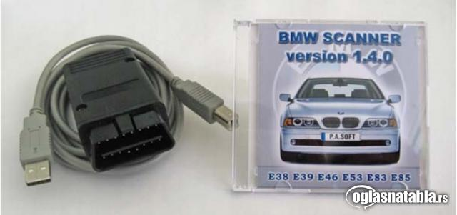 BMW Scanner + Softver