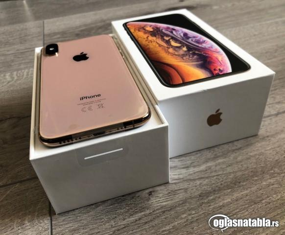 Apple iPhone XS 64GB za 450 EUR ,iPhone XS Max