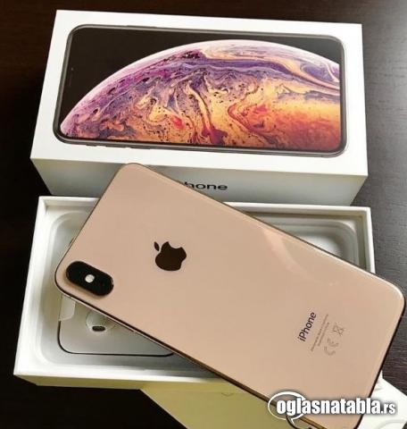 Apple iPhone XS 64GB = 400 EUR  ,iPhone XS Max 64G
