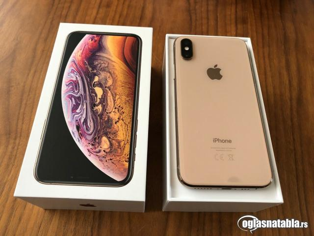 Apple iPhone XS 64GB = 400EUR  ,iPhone XS Max 64GB