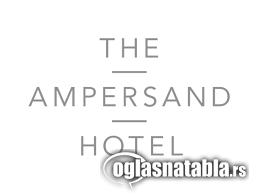 privatan smestaj Career Opportunity At The Ampersand Hotel London
